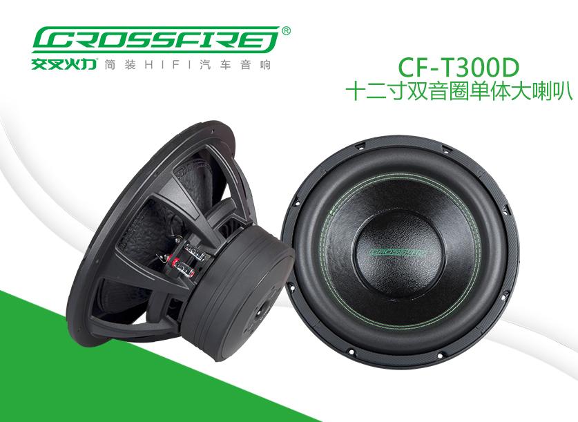 CF-T300D 十二寸双音圈单体喇叭