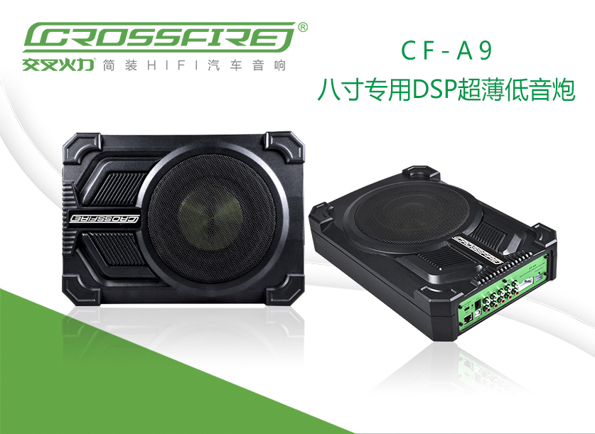CF-A9大功率超薄DSP炮