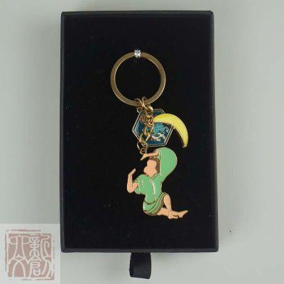托月女神钥匙扣