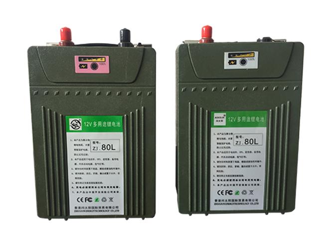 12V多用途锂电池-A款