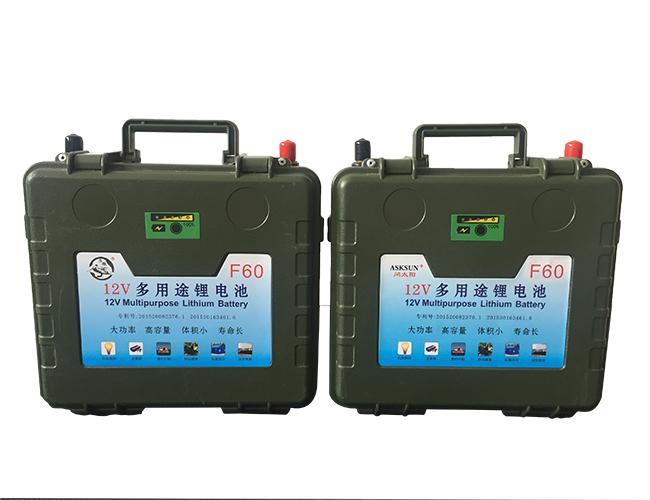 12V多用途锂电池-B款
