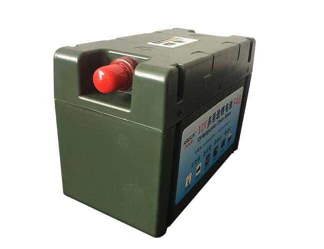 12V多用锂电池-D款