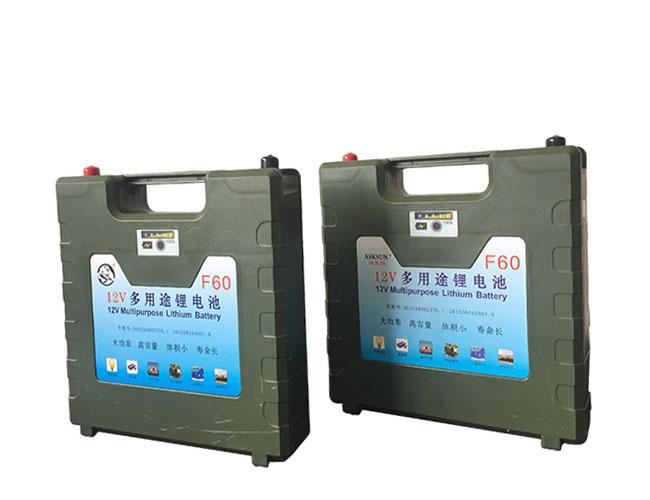 12V多用锂电池-C款
