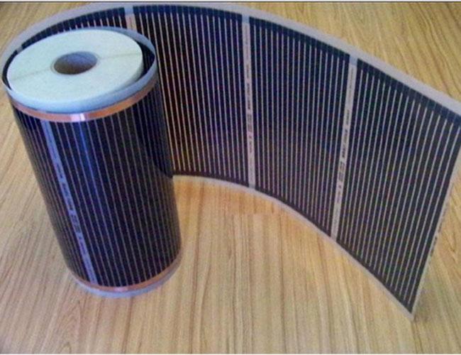 石墨烯供暖系統