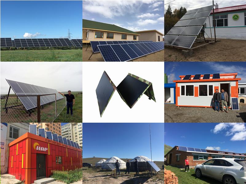 折疊太陽能板