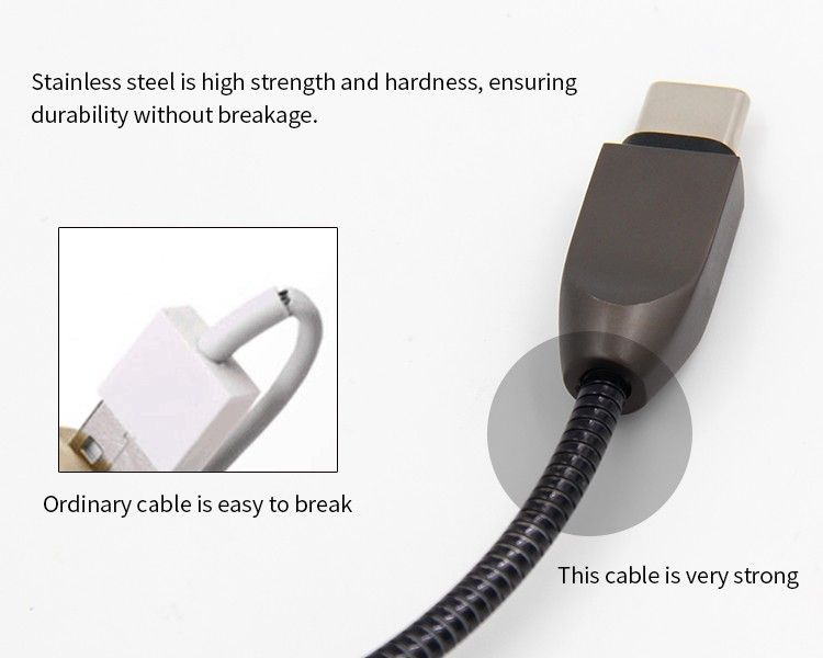 070271 USB Type C To USB 2.0 Cable