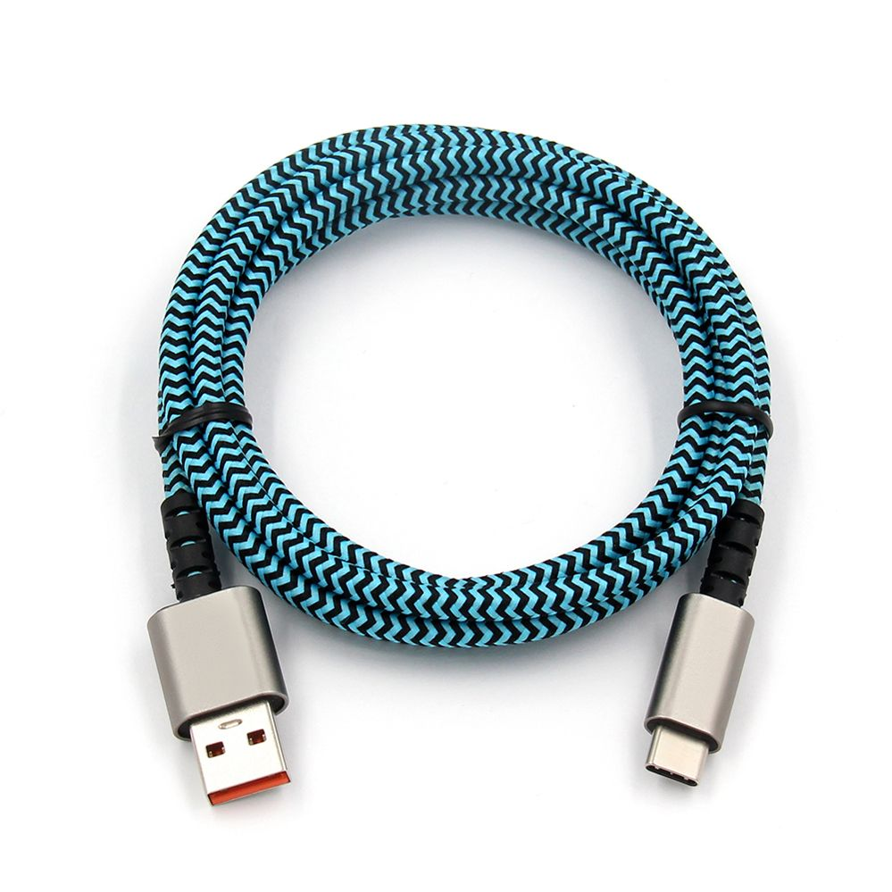 070413 USB 3.1 Gen1 Nylon Braided Cable