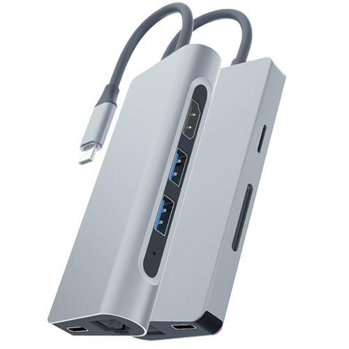 120056  7-in-1 USB C Hub