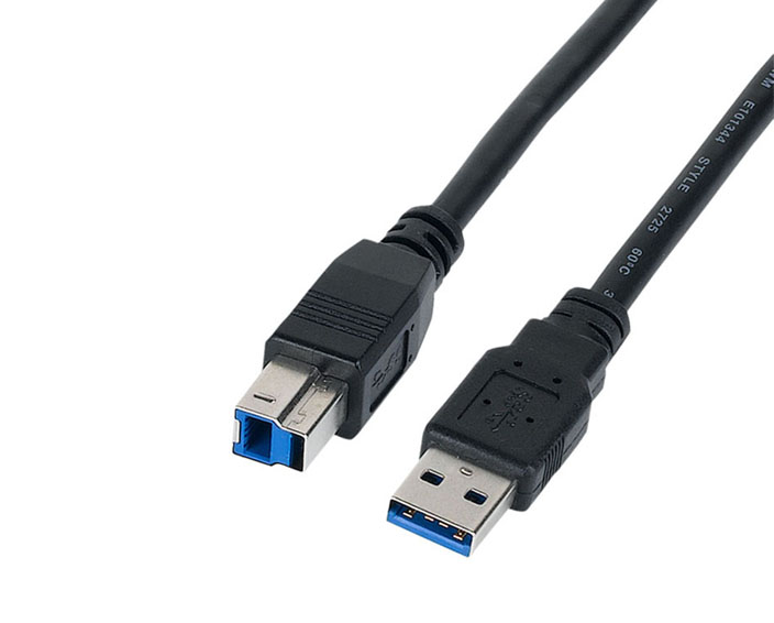 USB AM to USB BM Cable