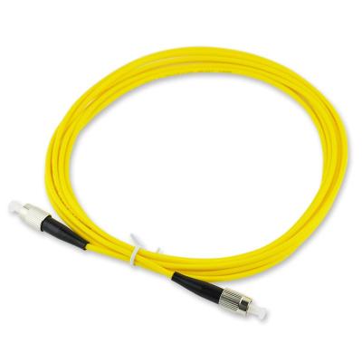 FC Simplex SM Fiber Optic Patch Cord