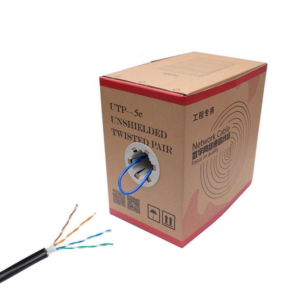 Cat.5e UTP(Outdoor) Horizontal Cable(PE)