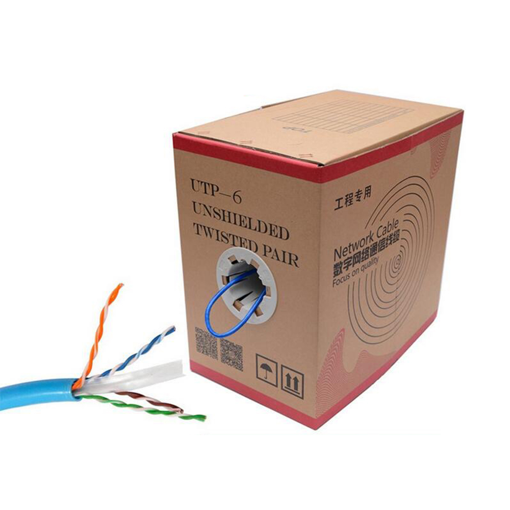 Cat.6 UTP Horizontal Cable