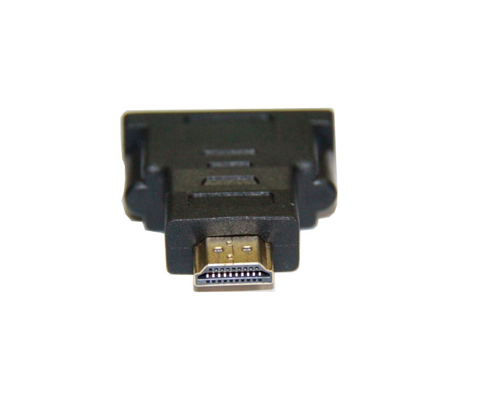 HDMI Male to DVI24+1 Female Adapter