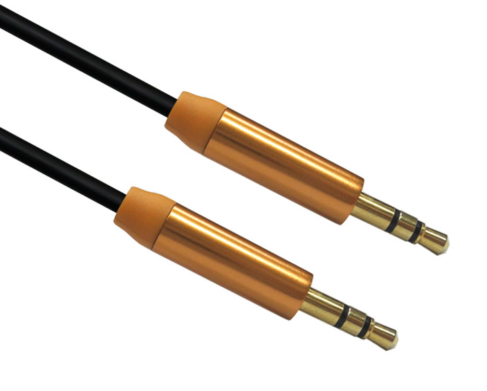 DC 3.5mm Stereo Audio Cable