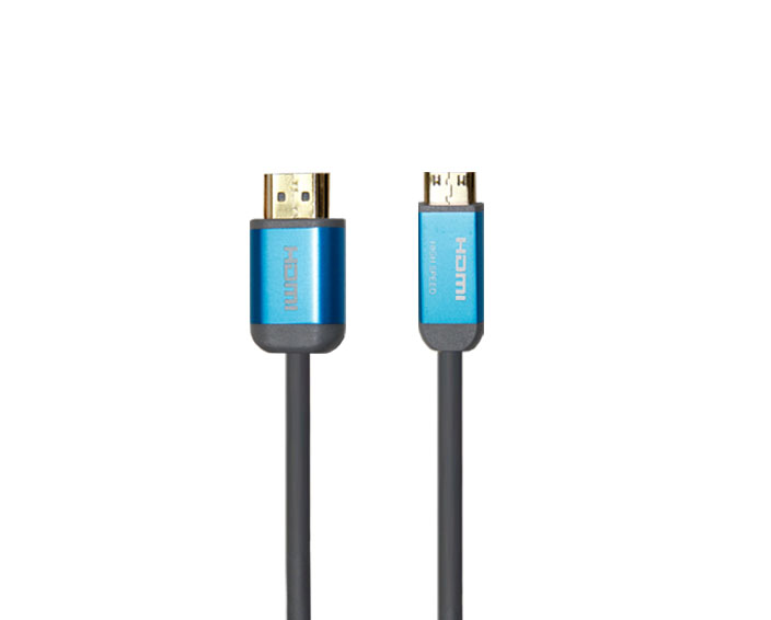 High Speed  HDMI Type A to HDMI Type C Cable