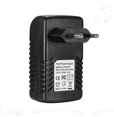 Wall Plug POE Injector Adapter