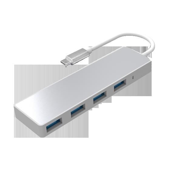 TYPE-C TO 4*USB3.0 HUB