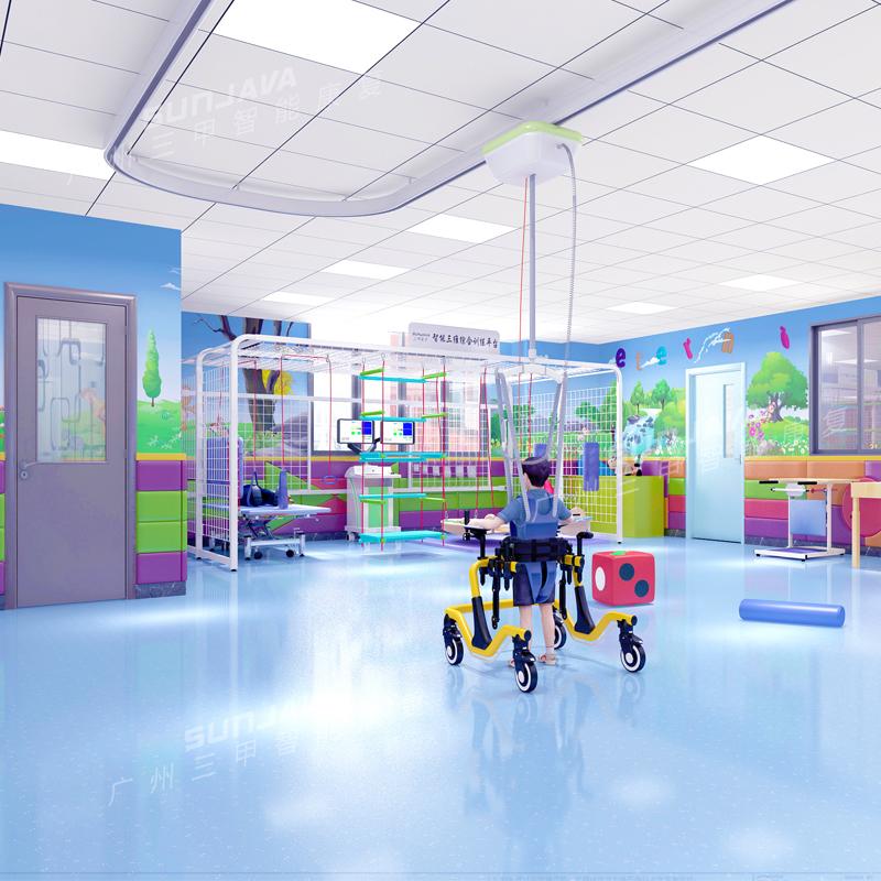 兒童智能康復PT聯合單元