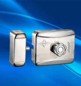 AX130,静音电控锁(外开型)