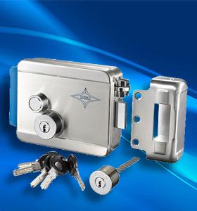 安星AX093不锈钢电控锁