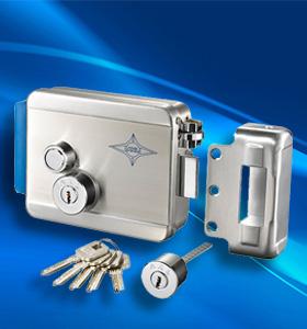 安星AX096不锈钢电控锁