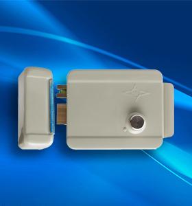 AX001单头喷漆电控锁