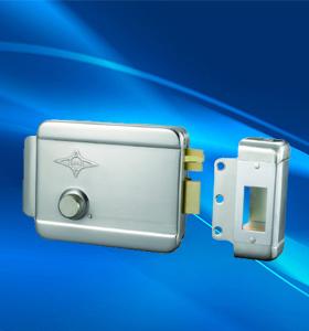 AX005沙镍单头电控锁