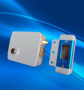 AX002喷漆单头电控锁