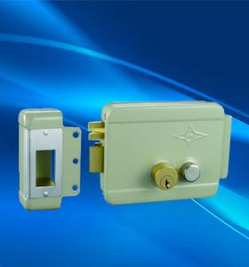 AX006双头喷漆电控锁