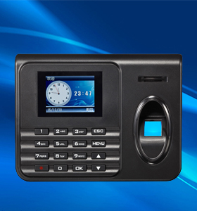TM8000自助式指纹考勤机