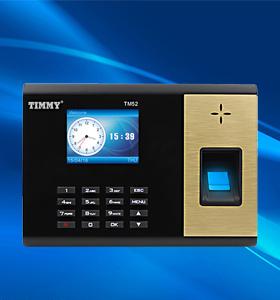 TM52彩屏指纹考勤机