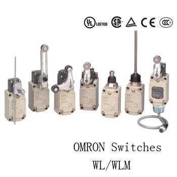 WL(WLM) OMRON Switches