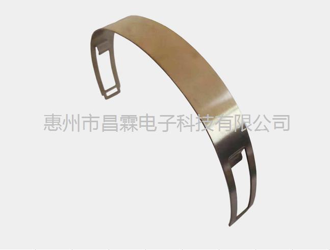 耳機鋼條 耳機鋼頭帶 耳機滑動壁 耳機配件 不銹鋼條  五金配件