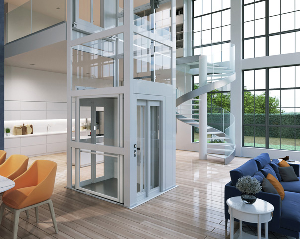 朗瑞型别墅电梯