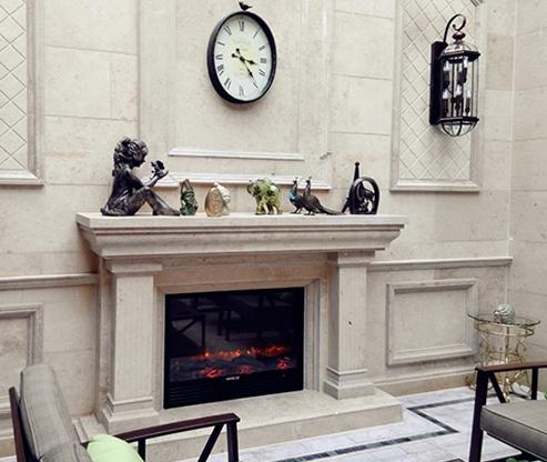 custom electric fireplace series-1-e973