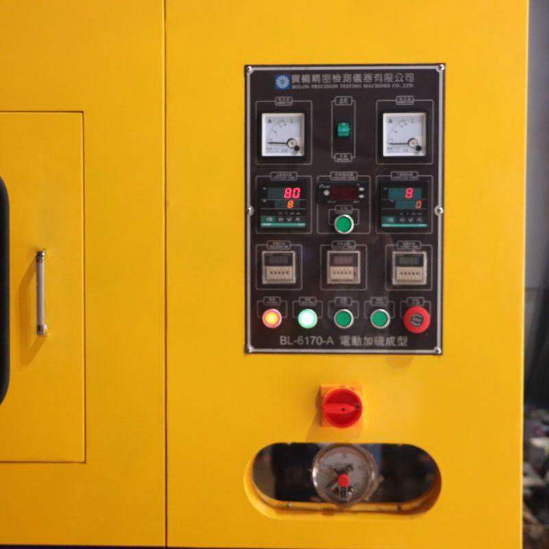 BL-6170-A 院校测试用仪表型硫化机