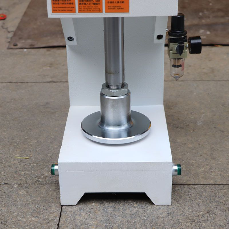 BL-6155-B 气动式试片切割机