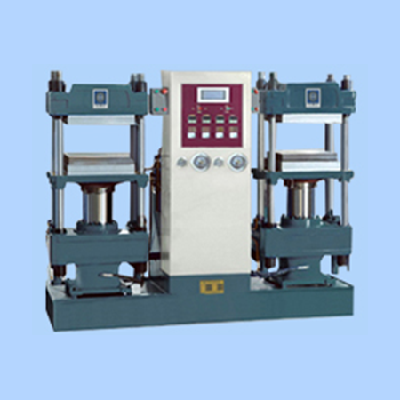 BL-6170-D2 平板硫化机/双联模压组