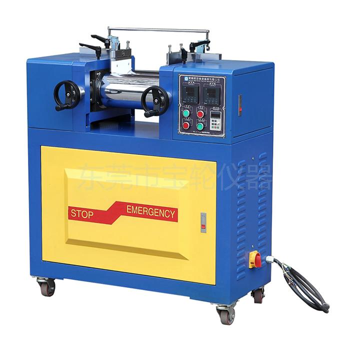 BL-6175-BL 小型双辊开炼机(电热/仪表型)