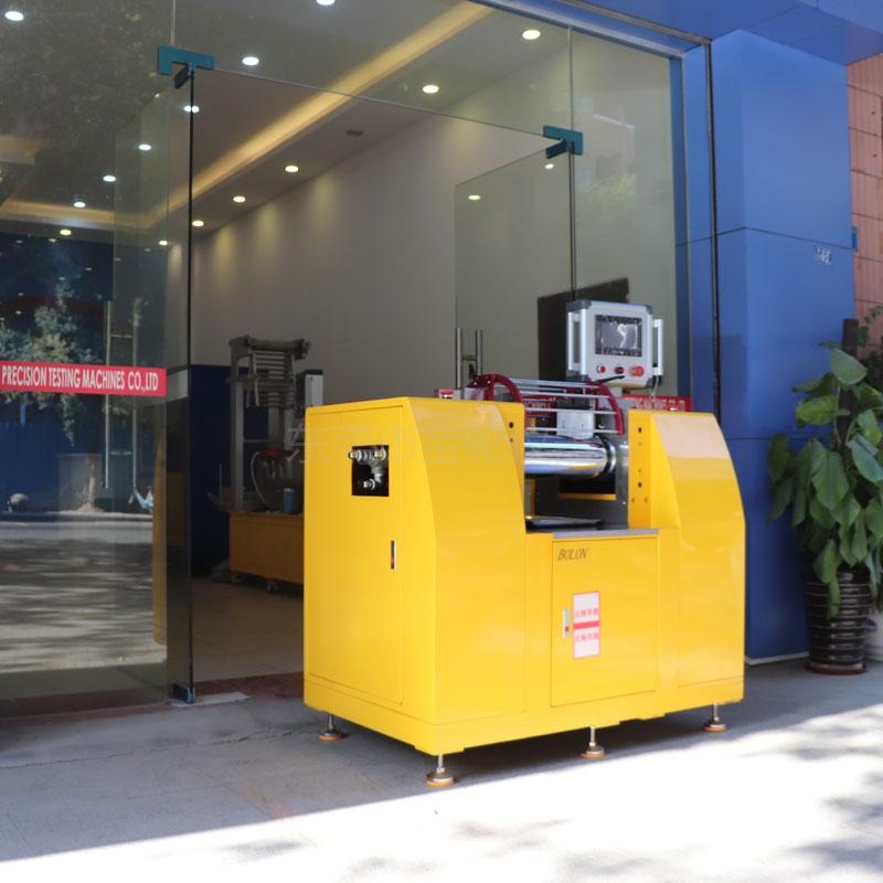 BL-6175-BL 全自动油加热开炼机(程控型)