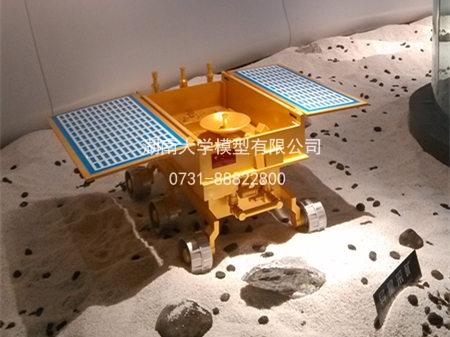 月球车场景模型