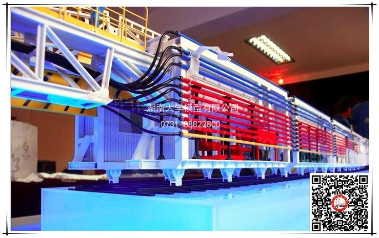 盾构机模型
