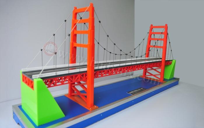 桥梁教学模型