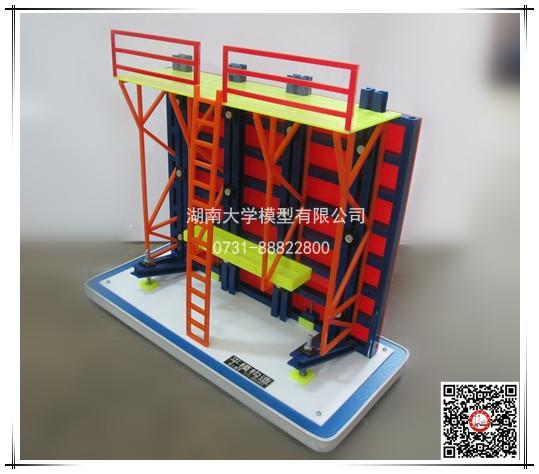 建筑施工技术类-平模构造
