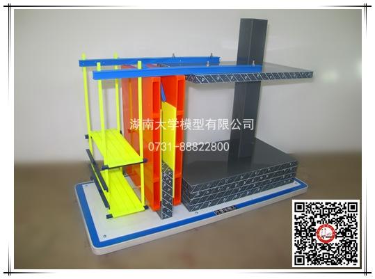 建筑施工技术类-升滑法施工