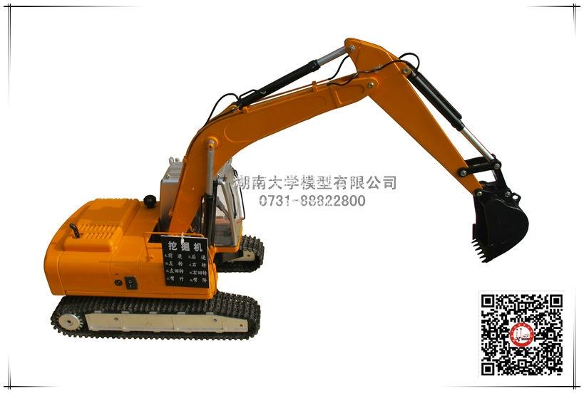 建筑施工技术类-挖掘机