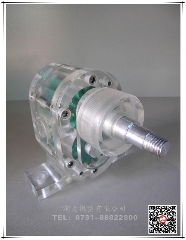 液压类-CB型齿轮泵教学模型-82623