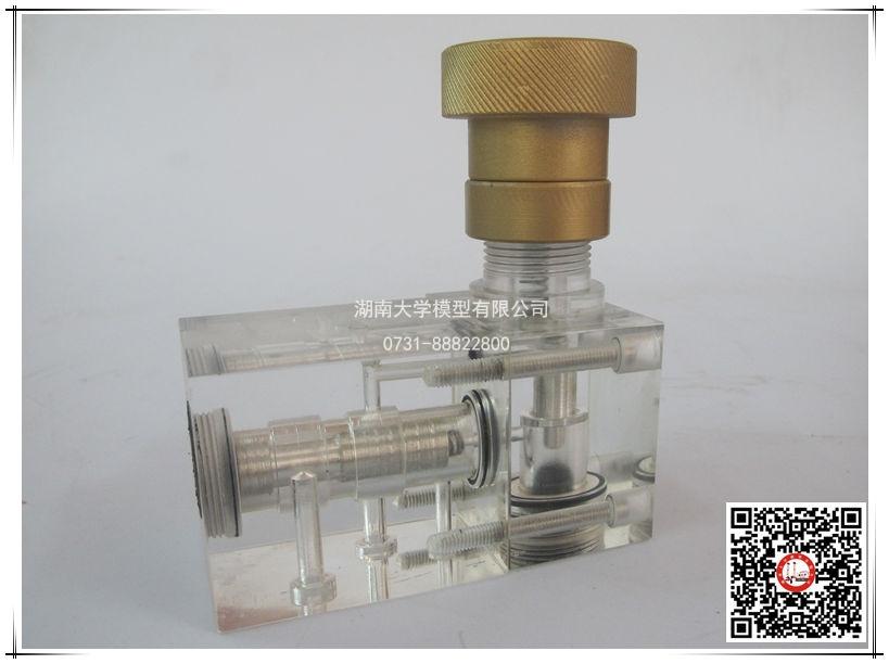液压类-先导式溢流阀