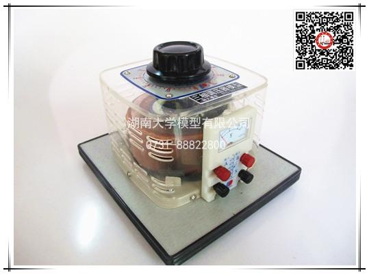 电动机模型-三相调压器模型