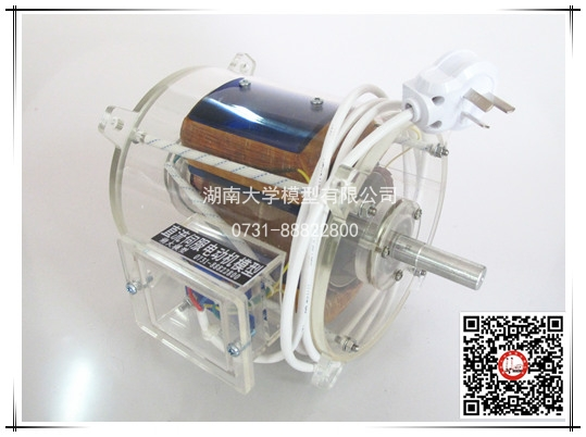 电动机模型-直流伺服电动机模型